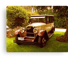 1926 Packard - 333 Limo Canvas Print