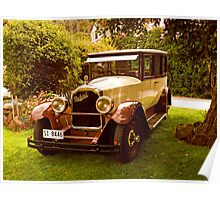 1926 Packard - 333 Limo Poster