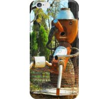 The Drinking Man iPhone Case/Skin