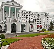 The Greenbrier by Jeanne Sheridan