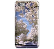 Infrared I  iPhone Case/Skin