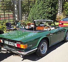 TR6 by Barry Norton