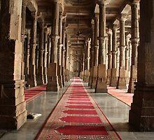 Jama Masjid by Saloni Shah