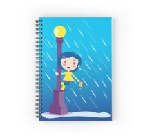 Singin' in the rain Spiral Notebook