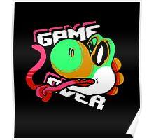 Yoshi - GAME OVER Poster