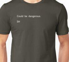 Sherlock Messages - 6 Unisex T-Shirt