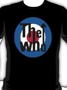 THE WHO rock band T-Shirt