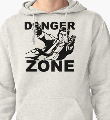 Archer Danger Zone FX TV Funny Cartoon Cotton Blend Adult T Shirt Pullover Hoodie