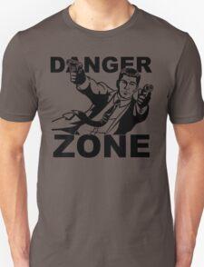 Archer Danger Zone FX TV Funny Cartoon Cotton Blend Adult T Shirt T-Shirt