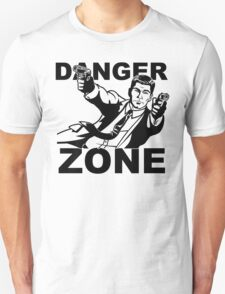 Archer Danger Zone FX TV Funny Cartoon Cotton Blend Adult T Shirt Unisex T-Shirt