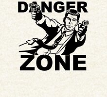 Archer Danger Zone FX TV Funny Cartoon Cotton Blend Adult T Shirt Hoodie