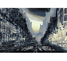 Parisian Mosaic - Piece 24 - Rue de Rivoli Photographic Print