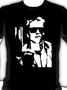 uomo TERMINATOR Arnold Schwarzenegger CINEMA T-Shirt