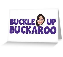 SOUTH PARK - Buckle up! Greeting Card