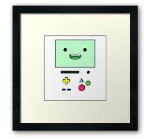 BMO - Adventure Time Framed Print