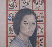 Maya by Lynet McDonald