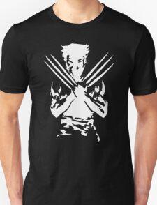 WOLVERINE Xmen Hugh Jackman Comic T-Shirt