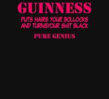 BEER GUINNESS TSHIRT BLACK LARGE IRISH PADDYS DAY FUNNY RUDE B0LLOCKS Hoodie