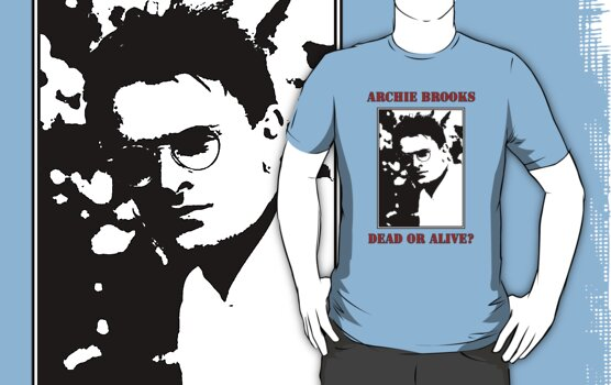 Archie Brooks: Dead or Alive? by Riott Designs