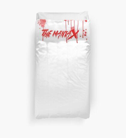 The Maniax! Duvet Cover