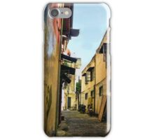 color street iPhone Case/Skin