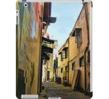 color street iPad Case/Skin