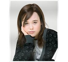 Ellen Page are you kidding me? Poster