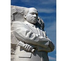 Dr. Martin Luther King, Jr. Memorial Photographic Print