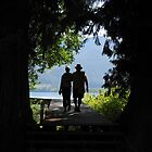 Love Framed by Nature by Akana
