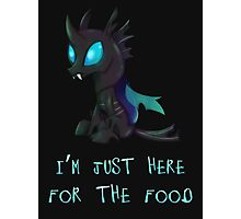 My Little Pony - MLP - Changeling Photographic Print