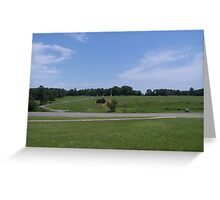Andersonville at Peace Greeting Card