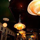 Bar Lights - Dublin, Ireland by Jenny Hambleton