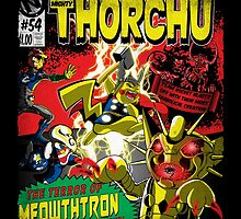 The Mighty Thorchu by Boss-Fight-Gear