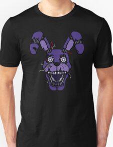 Five Nights at Freddy's - FNAF 4 - Nightmare Bonnie Unisex T-Shirt