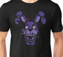 Five Nights at Freddy's - FNAF 4 - Nightmare Bonnie Unisex T-Shirt