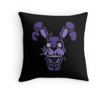 Five Nights at Freddy's - FNAF 4 - Nightmare Bonnie Throw Pillow