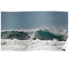 Big swell Poster