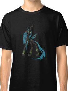 My Little Pony - MLP - FNAF - Queen Chrysalis Animatronic Classic T-Shirt