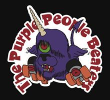 Purple People Beater Sticker by BRDL
