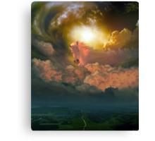 Sky Horse Canvas Print