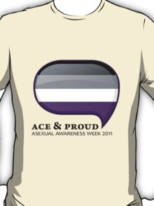 AAW Ace & Proud T-Shirt
