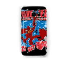 The Duck Without Fear Samsung Galaxy Case/Skin