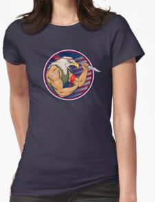 Eaglebro Womens Fitted T-Shirt