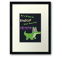 My Little Pony - MLP - Gummy Bugbear Framed Print