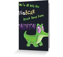 My Little Pony - MLP - Gummy Bugbear Greeting Card