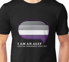 AAW Ally (Dark) Unisex T-Shirt