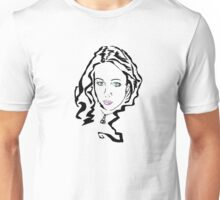 vector-at peace Unisex T-Shirt