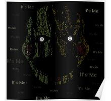 Five Nights at Freddy's - FNAF 3 - Phantom Puppet - It's Me Poster
