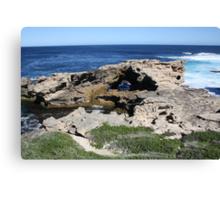 Exploring Rottnest Island Canvas Print
