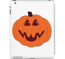 Cute Jack O' Lantern iPad Case/Skin